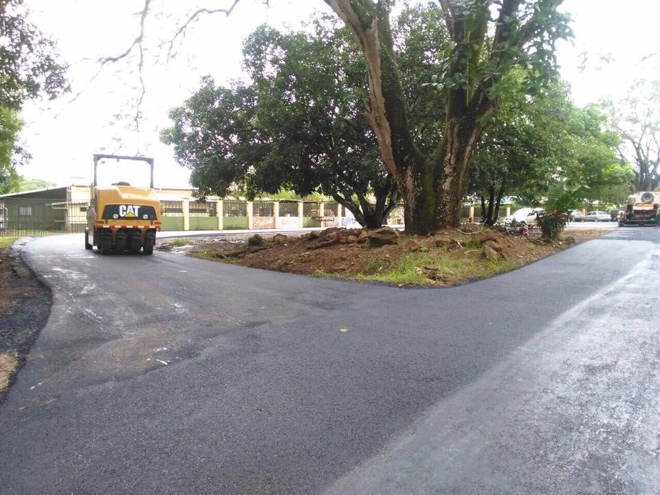 Mantenimiento de caminos y calles