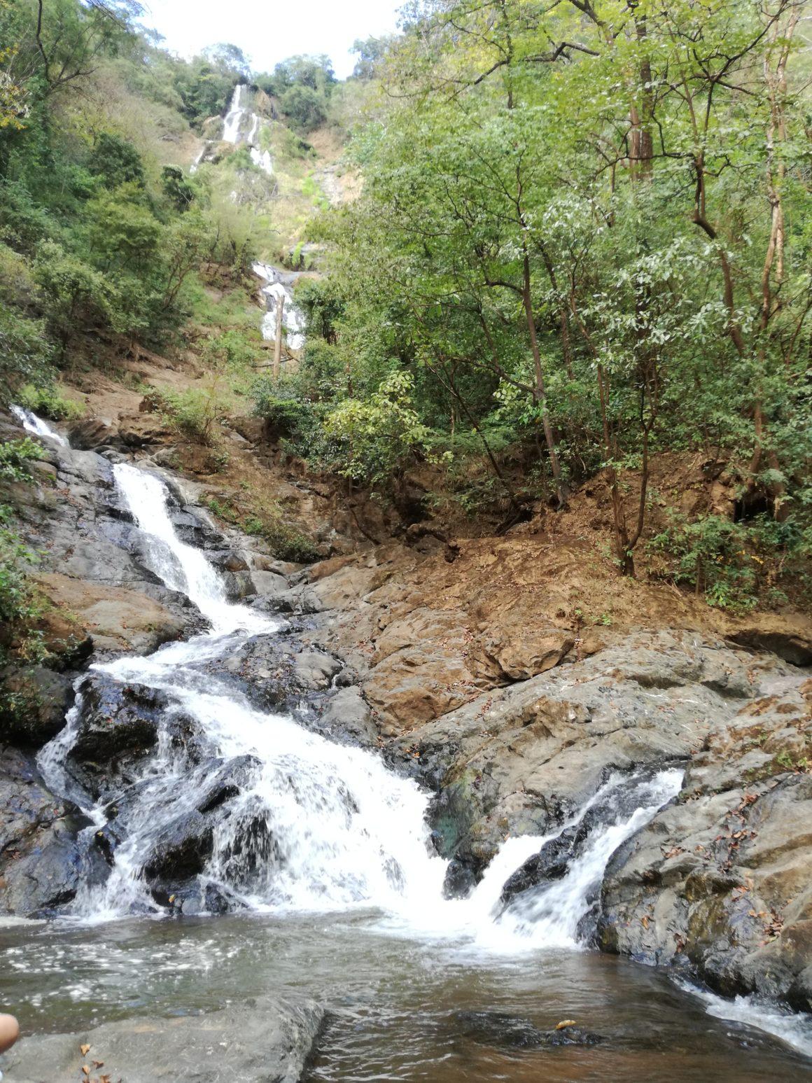 Catarata Salto del Calvo